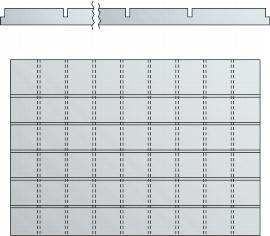 C + P Schubladen - Querteiler 0-1268-7100-705