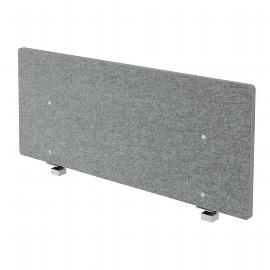 Hammerbacher Akustik-Trennwand ARW12 (BxH)120x50cm grau-meliert