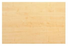 Hammerbacher Konferenztisch Serie K - nur die Tischplatte (BxT) 120x80cm Ahorn