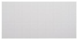 Hammerbacher Konferenztisch Serie K - nur die Tischplatte (BxT) 160x80cm Grau