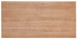Hammerbacher Konferenztisch Serie K - nur die Tischplatte (BxT) 160x80cm Nussbaum