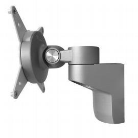 Hammerbacher ORGA Bildschirmhalter ORGPD fixe Höhe drehbar Tragkraft max.8kg Silber