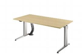 Hammerbacher Schreibtisch XE16 AKTIVplus Steh-/Sitzarbeitsplatz höhenverstellbar 72-119cm (BxT) 160x80cm Ahorn