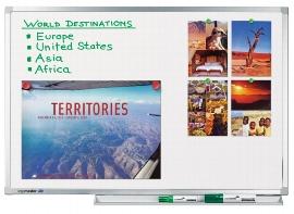 Legamaster 7-100043 Whiteboard Professional 60x90cm emaillierte Oberfläche