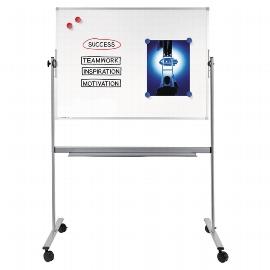 Legamaster 7-103654 Stativ-Drehtafel ECONOMY 90x120cm
