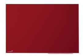 Legamaster 7-104743 Glasboard Colour 60x80 cm Rot