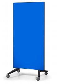 Legamaster 7-105300 Mobiles Glasboard (BxH) 90x175cm Blau