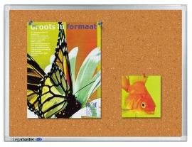 Legamaster 7-141063 Premium Korktafel 100x150cm ALU-Rahmen