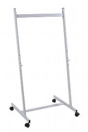 Legamaster Zweibeinstativ (ohne Tafel) 7-171100 Breite 80cm hellgrau