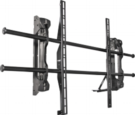 "Legamaster 7-192201 Wandhalter-Set fixe Montage für Professional e-Screen FLEX 84""- 86"""