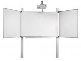 Legamaster 7-195250-290 Pylonensystem 290cm Höhenverstellung für e-Board Touch