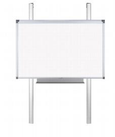 Legamaster 7-195271 Pylonensystem fixe Höhe für e-Boards alle Größen