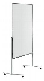 Legamaster 7-205000 Moderationswand Premium MOBIL klappbar 150x120cm Karton weiß