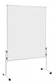 Legamaster 7-209000 Moderationswand ECONOMY starr 150x120cm Karton Weiß