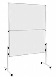 Legamaster 7-209500 Moderationswand ECONOMY klappbar 150x120cm Karton Weiß