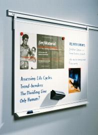Legamaster  7-300043 Whiteboard Legaline Professional 60x90cm Email-Oberfläche