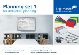 Legamaster 7-435100 Plan-Set 1 Alles für die individuelle Planung