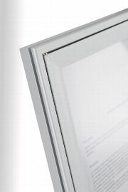 Legamaster 7-631734 Schaukasten ECONOMY Whiteboard (BxH) 461x338mm magnethaftend