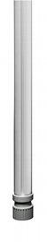 Legamaster 7-643300 Stellfuss Weiß Rund Ø 40 mm für Legaline PROFESSIONAL Stellwand