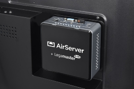 Legamaster 7-863110 Universal mirroring receiver AirServer Connect