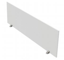 Kerkmann Tischtrennwand 3753 (BxH) 160x45cm für Tische 160/180cm Weiß