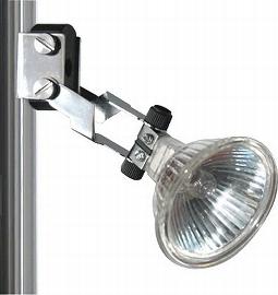 Kerkmann 3769 Vitrinenbeleuchtung 5x 20W Niedervolt Strahler inkl.Trafo und 2m Zuleitung