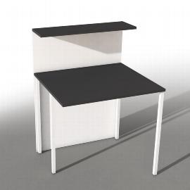 Kerkmann 3860 Erweiterungselement für Design-Theken Cento (BxTxH) 100x80x110cm