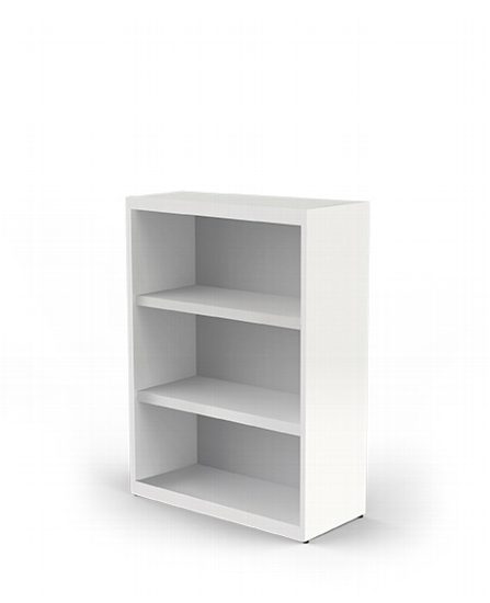 Kerkmann 4380 Einzelregal 3OH (BxTxH) 800 x 355 x 1150mm Weiß
