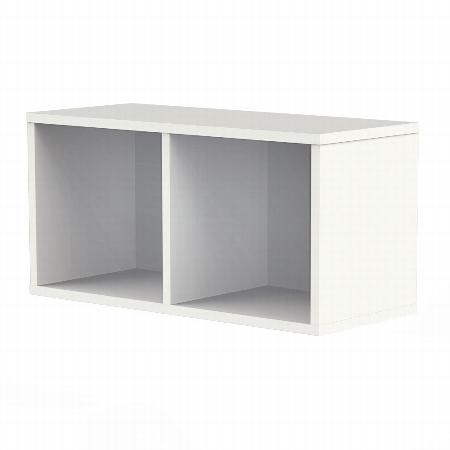 Kerkmann 4430 Wandregal 1OH (BxTxH) 1000 x 400 x 360 mm Weiß