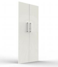 Kerkmann 4548 Vorbautüren 5OH (BxH) 760 x 1760 mm Holz abschließbar Türen Weiß