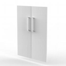 Kerkmann 4610 Vorbautüren 3OH (BxH) 760 x 1040 mm Holz abschließbar Türen Weiß