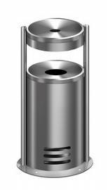 Kerkmann 6291 Sicherheits-Standascher TECArt E Edelstahl rostfreil