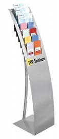 Kerkmann 6509 Prospektständer VARIA 7 Fächern für A4 oder kombiniert