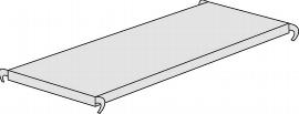 Kerkmann 8424 Fachboden P 500 (TxB) 60 X 96 cm