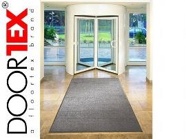 DoorTEX advantagemat Schmutzfangmatte FC490600PPMR 90x600cm rechteckig Grau meliert