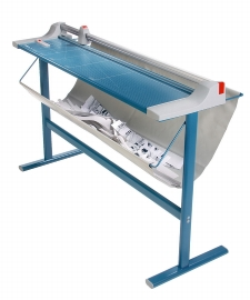 Dahle 448 Roll & Schnitt Schneidemaschine A0 Schnittlänge 1300mm im BUNDLE inklusive Untertisch 798
