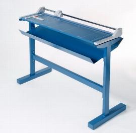 Dahle 558 Roll & Schnitt Schneidemaschine (A0) Schnittlänge 1300mm im BUNDLE inklusive Untertisch 698