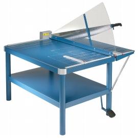 Dahle 585 Atelier Schneidemaschine A1 Schnittlänge 1100mm kpl. mit Untertisch Fußpressung