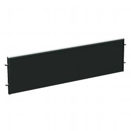 Geramöbel Längsausfachung 530902-K für Kunststoff-Schubfächer Material Kunststoff Schwarz