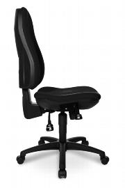 Geramöbel Bürodrehstuhl Pro 74-D5 Synchronmechanik Schwarz