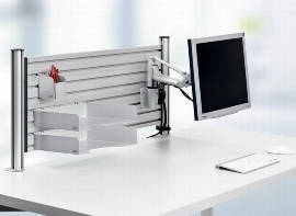 NOVUS 220+0160 Mehrplatzsystem Set Office MAX