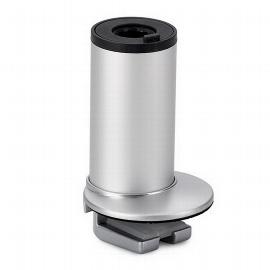 Novus Mehrplatzsystem Novus 798+0019 Attenzia Tischklemme 1 Silber (Maulweite 10-50mm) 0-558-798_0019_000