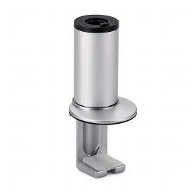 Novus Mehrplatzsystem Novus 798+0029 Attenzia Tischklemme 1 Silber (Maulweite 45-85mm) 0-558-798_0029_000