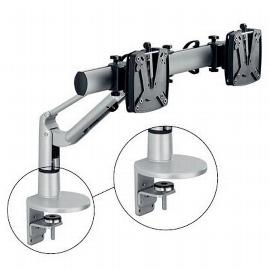 Novus 930+1279 Monitorarm LiftTEC-I DUAL Doppel-Tragarm mit Tischbefestigung Tragkraft je 3-7kg