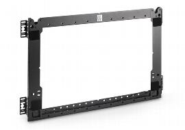 NOVUS 940+6405 ScreenMaster Frame 600x400 Wandhalter mit Sicherung