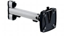 NOVUS 962+0119 TSS Monitor-Tragarm Tragkraft bis 15kg VESA 75/100 mit Quickrelease