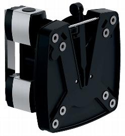 NOVUS 963+0119 TSS Monitor Tragschlitten Tragkraft bis 15kg VESA 75/100 mit Quickrelease
