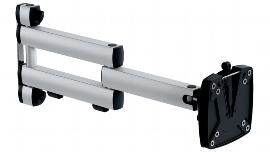 NOVUS 965+0119+000 TSS Monitorfaltarm III Monitorhalter Reichweite 505mm Tragkraft bis 15kg