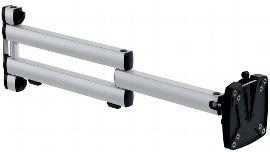 NOVUS 965+0119+001 TSS Monitor-Faltarm III XL Monitorhalter Reichweite 700mm Tragkraft bis 10kg