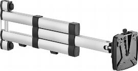 Novus 968+0119+001 TSS Monitor-Teleskoparm III XL Teleskopführung Befestigung 75/100 mit QuickRelease